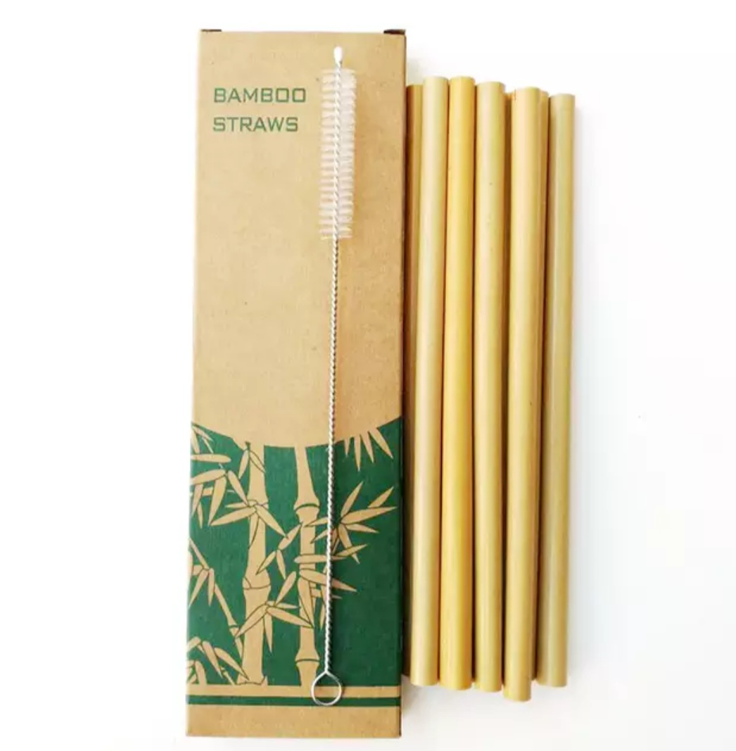 bamboo straws with box left
