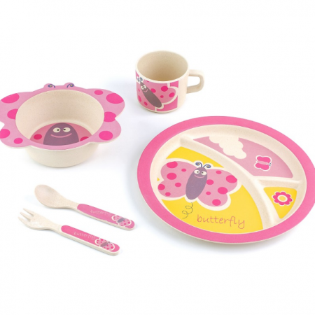 Butterfly table ware 1