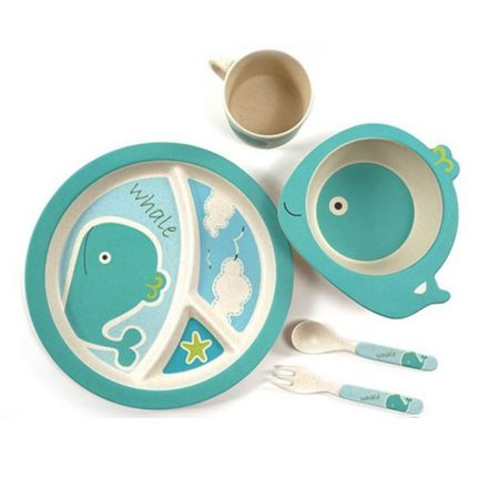 Whale tableware 1